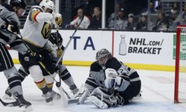Kings Beat Golden Knights - Kovalchuk Scores Twice