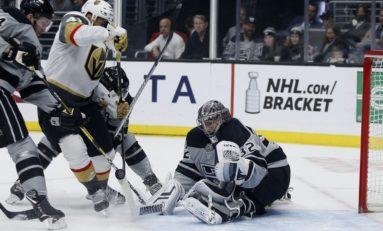 Kings Beat Golden Knights - Kovalchuk Scores Twice