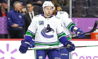3 Steps to Bolster the Canucks Blue Line Next Season