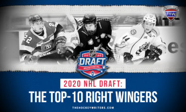 2020 NHL Draft: Top-10 Right Wingers