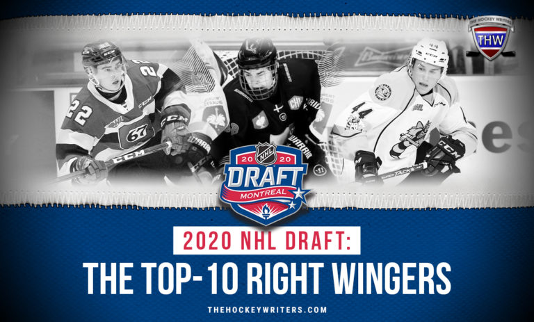 Alexander Holtz, Jacob perreault, and Jack Quinn 2020 NHL Draft: The Top-10 Right Wingers