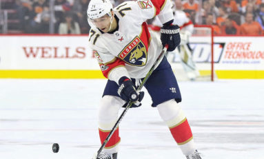 Florida Panthers' Disappointing Depth