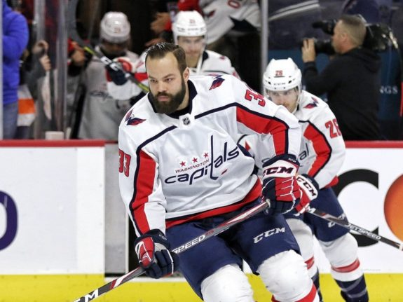 Radko Gudas Washington Capitals