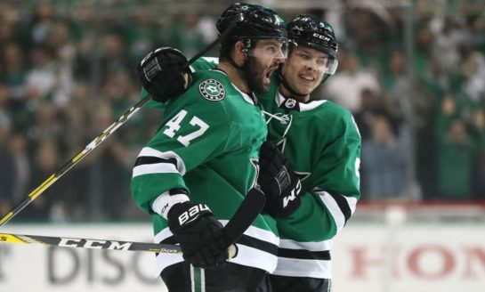 3 Takeaways from Stars' Game 1 Loss to Flames
