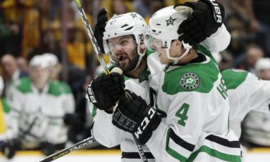 Stars' Defense Revolves Around Rookie Heiskanen