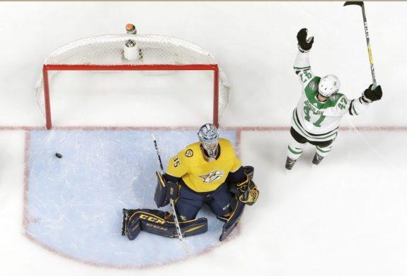 Pekka Rinne, Alexander Radulov