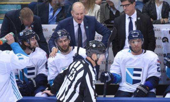 NHL News & Notes: Krueger, Heponiemi & More