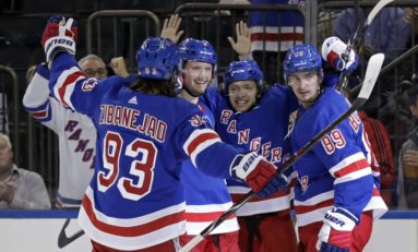 Rangers: 5 Takeaways From Opening Night