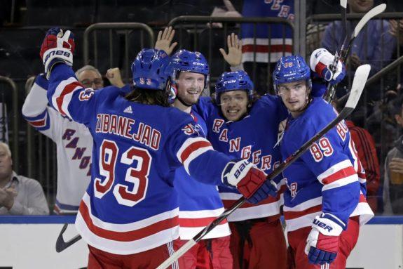New York Rangers Artemi Panarin