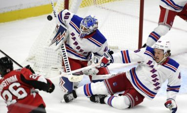 Rangers' Lineup Finding Consistency