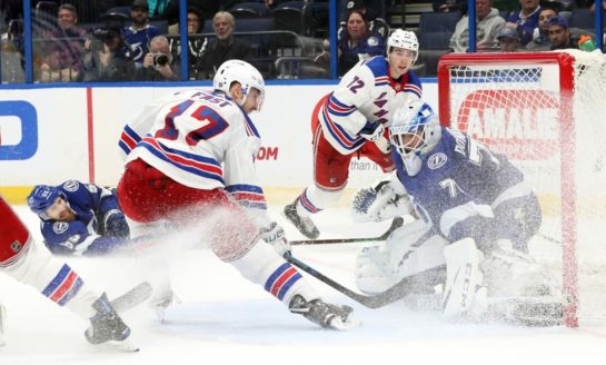 Rangers' Loss to Lightning is Step in Right Direction