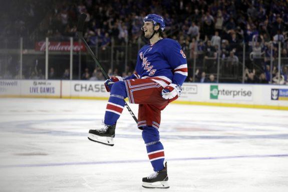 New York Rangers Jacob Trouba