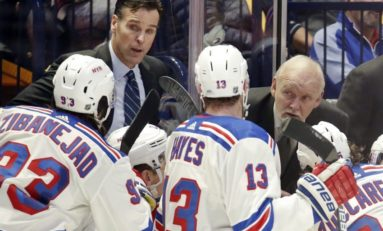 Offseason NHL Coaching Moves Paying Dividends