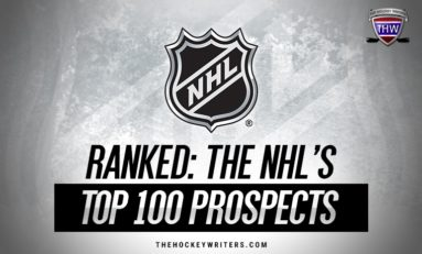Ranked: The NHL's Top 100 Prospects in 2019