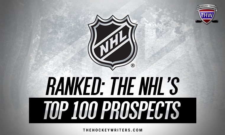Ranked: The NHL's Top 100 Prospects 2019-20