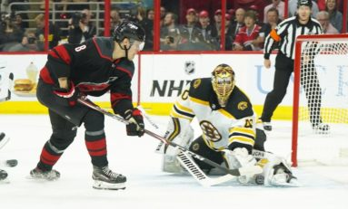 Bruins Look to Close out Hurricanes in Game 4