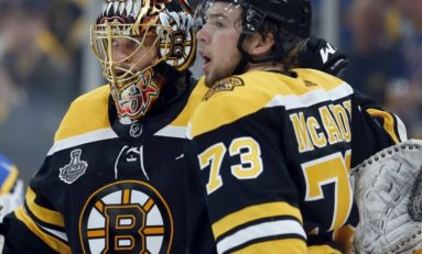 THW's Goalie News: Rask Perfect, Allen Approaching Liut