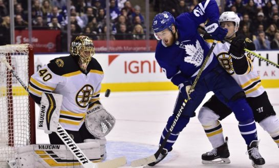 Bruins Talking Points: 4-2 Victory Over Maple Leafs