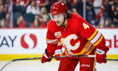 Calgary Flames, Rasmus Andersson Agree to 6-Year Contract Extension