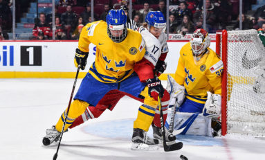 2018 WJC Team Sweden Preview