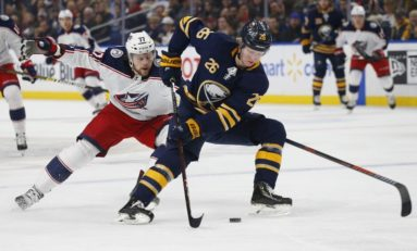 Rasmus Dahlin Says He's Better Prepared for Second Season