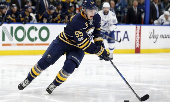 Sabres' Ristolainen: The Swirl Continues