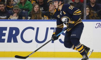 Sabres at the Quarter-Mark: Mixed Results for Defense Corps