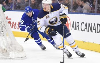 Sabres Ristolainen Reaching New Heights