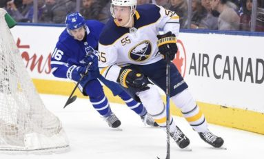 Should the Red Wings Trade for Ristolainen?