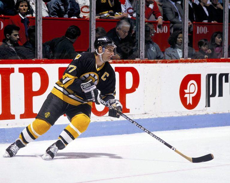 Ray Bourque Bruins