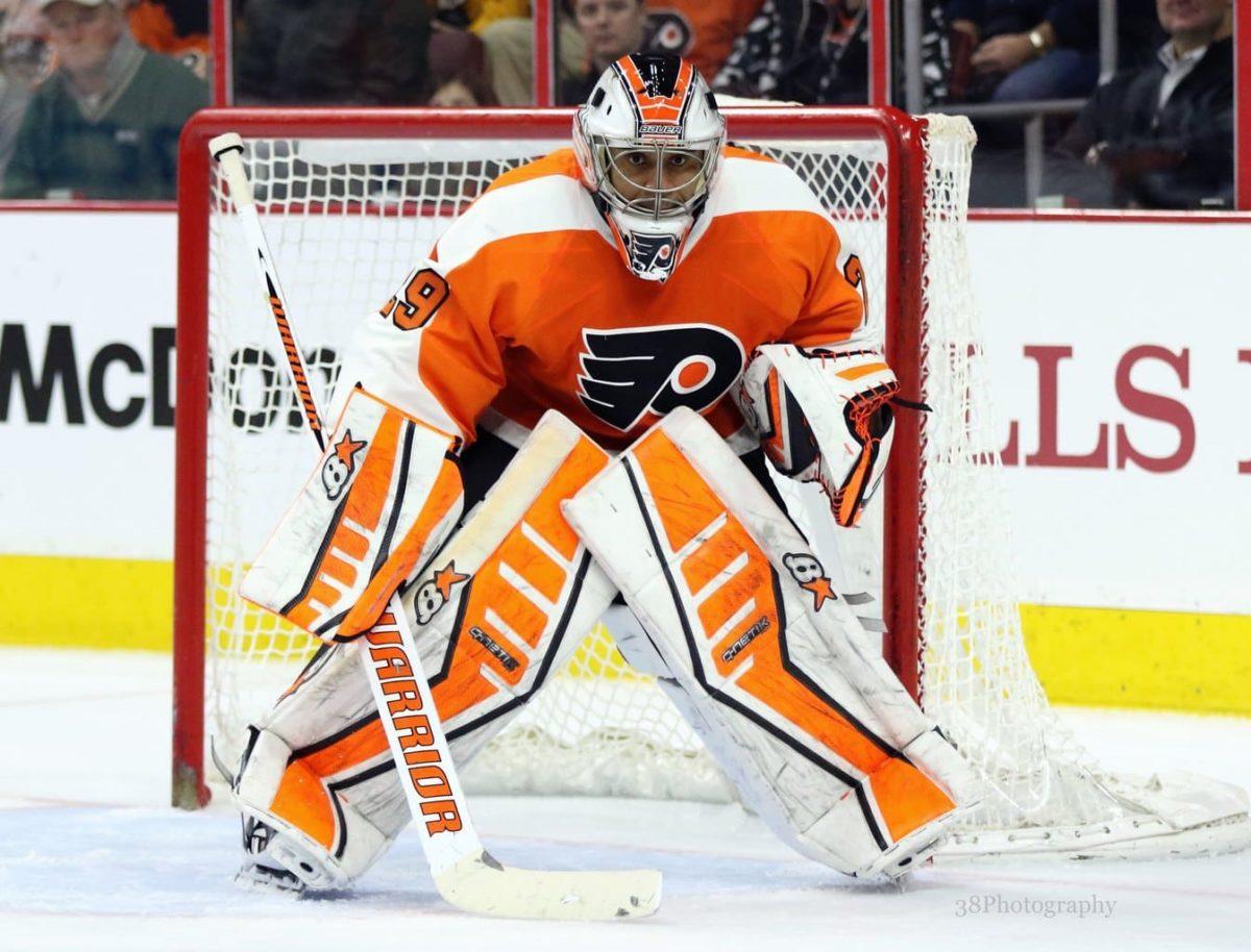 Ray Emery Philadelphia Flyers
