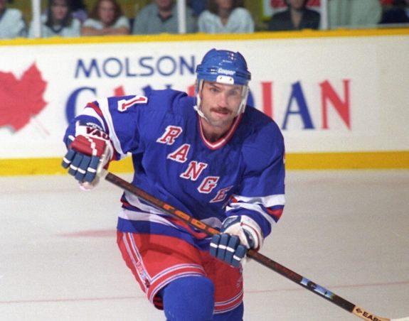Ray Ferraro, New York Rangers
