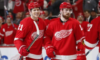 Detroit Red Wings' Holiday Wishes
