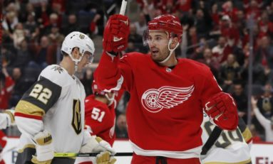 The Red Wings Have a Winger Problem