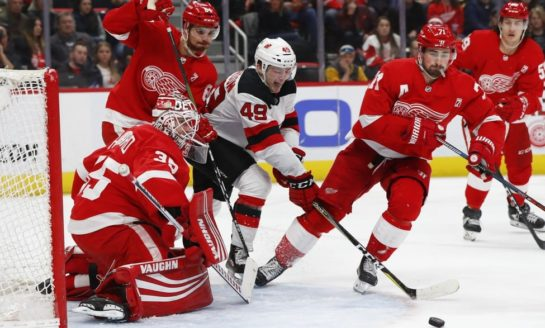 Red Wings Need to Solve Depth Issues