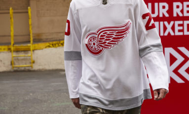Red Wings Reverse Retro Jerseys Acknowledge Past, Present With Simple Design