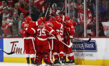 Top 5 Red Wings Storylines for the Second Half