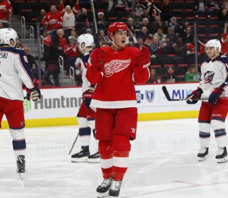 Red Wings Rumors: January Trade Deadline Rumblings