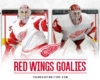 Are the Red Wings' Goalies the Problem?