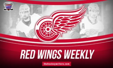 Red Wings Wednesday Weekly: Redemption Begins