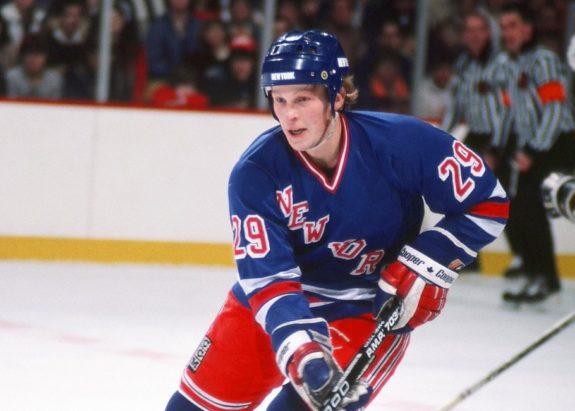 Reijo Ruotsalainen New York Rangers