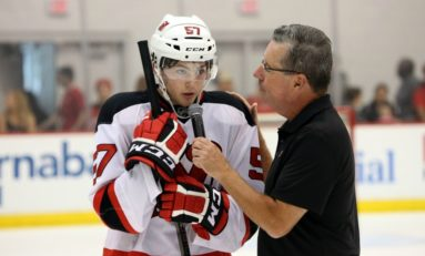 Q & A with Devils Prospect Reilly Walsh