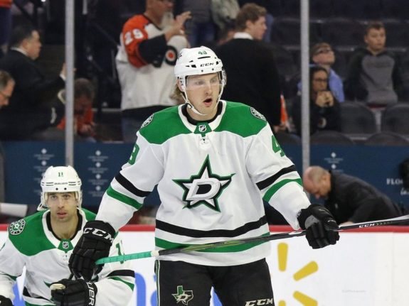 Rhett Gardner Dallas Stars