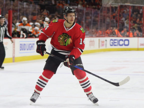 Richard Panik, Chicago Blackhawks