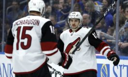 Coyotes Weekly: Still in the Playoff Hunt