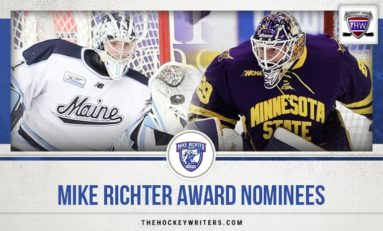 College Hockey Report: Scouting the Mike Richter Award Nominees