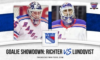 Rangers' Goalie Showdown - Lundqvist vs. Richter
