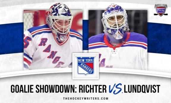 New York Rangers Goalie Showdown: Henrik Lundqvist vs Mike Richter