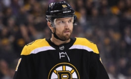 Bruins' Hand Forced by Nash Waiting Game