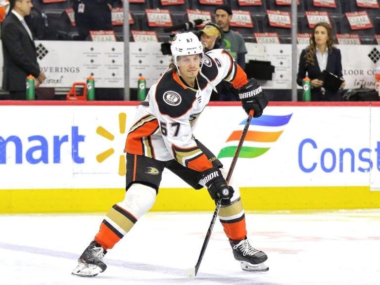Rickard Rakell Anaheim Ducks